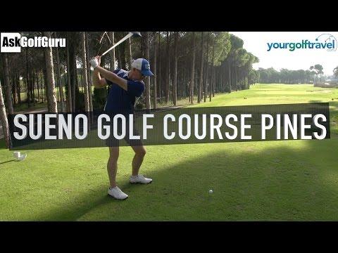 Sueno Golf Course Pines