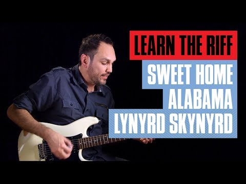 How to Play Sweet Home Alabama on Guitar Easy | Guitar Tricks