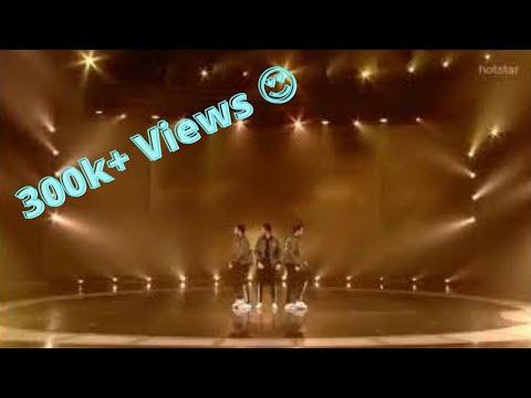 Raghav Juyal Slow Motion on Bahubali Song