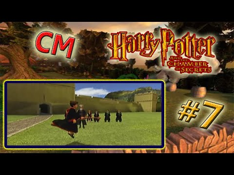 (PS2) Harry Potter e la Camera dei Segreti - Parte 7 - Lezione di Volo