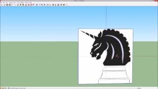 Video How to make a 3D logo in Google Sketchup download MP3, 3GP, MP4, WEBM, AVI, FLV Desember 2017