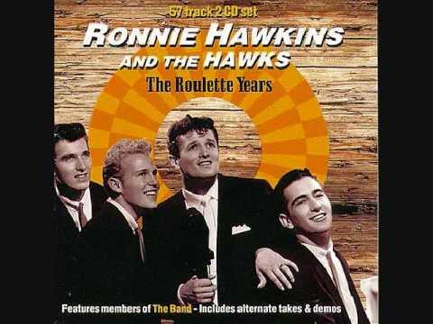 "Ronnie Hawkins & The Hawks   ""Mary Lou"""