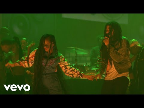 Skip Marley, H.E.R. - Slow Down (Live On The Tonight Show Starring Jimmy Fallon / 2020)