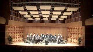 Clovis North Chamber Choir singing The Three Ravens