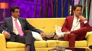 Juzz Baatt - Rohit Roy , Ronit Roy Hindi Zee Tv Serial Talk Show Rajeev Khandelwal | Ep - 1