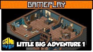 Little Big Adventure 1  - Gameplay