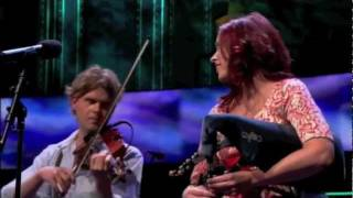 The Kathryn Tickell Band at the Proms:  Early Morning Air, Tullochgorum, Music For a New Crossing