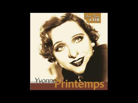 Yvonne Printemps - Le pot-pourri d'Alain Gerbault