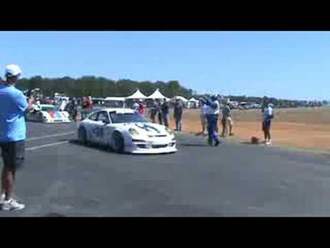 Rolex GT Grand Am Series Race/Startup **GREAT VIDEO**