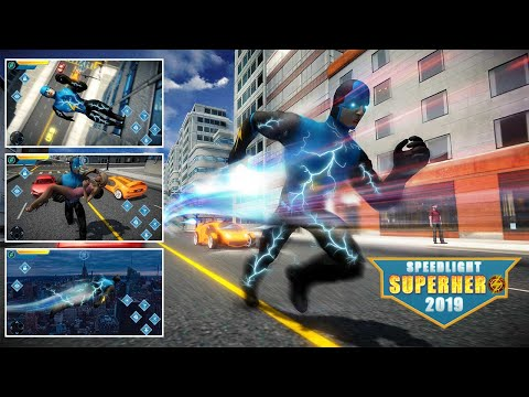 Multi Speedster Superhero For Pc - Download For Windows 7,10 and Mac