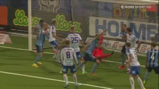 Höjdpunkter: Norrköping föll tungt hemma mot ett piggt Djurgården - TV4 Sport