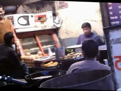 Street Market Bazar Shopping Haridwar India