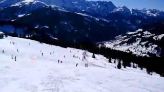 Gerlos-2011-Zillertal Arena-Descent red 39'38'37-Konigsleiten spitze.mp4