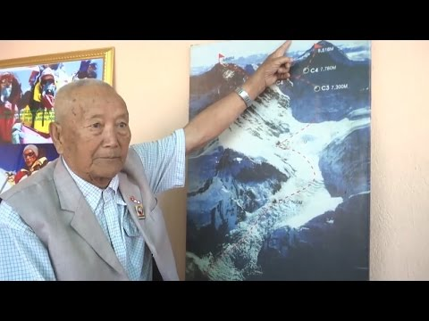 85-Year-Old Wants To Beat His Own Record Of Being Oldest Mt. Everest Climber