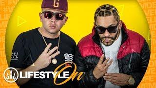 MC Q7 e MC Tiaguinho - Fluxo de Favela (Web Lyric Oficial) Lifestyle ON
