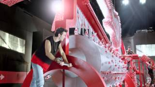 "Coca-Cola Recycling Factory 2015 45"""