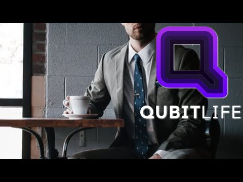 Qubittech Now QubitLife Platform Report. Making A Killing Here. What Is QCHAIN? and Trading Signals