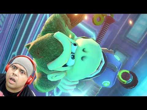 YOUR BOY IS PLAYING WITH THE ENEMY!! [MARIO KART 8 DELUXE]
