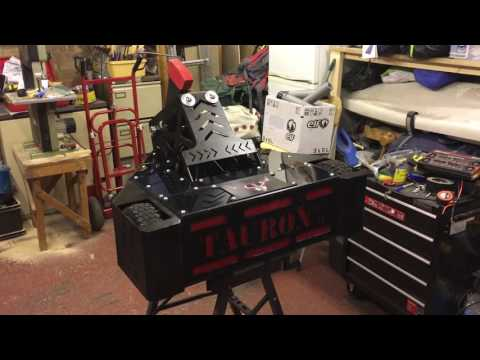 Robot Wars 3 Application Video -  Team Tauron