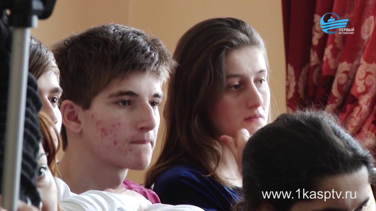 Новые знакомства и обмен опытом.  Воспитанники интерната«Забота» посетили детский дом города Каспийск
