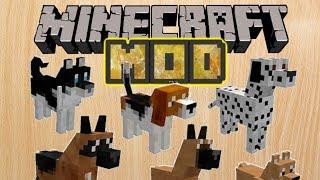 MOD de razas de perro en minecraft (DoggyStyle) HAZ A TU PERRO EN MINECRAFT!!  /1.7.10/1.8/1.8.9