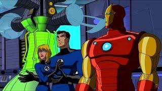 Мстители: Величайшие герои Земли - Личная война Доктора Дума - Сезон 2, Серия 1 | Marvel