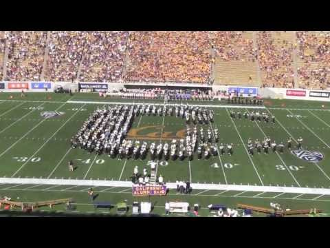 "Cal Band ""Blast From the Past"" Show and Alumni Band Day"
