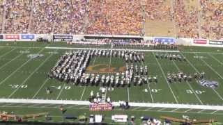 "Cal Band ""Blast From the Past"" Show"