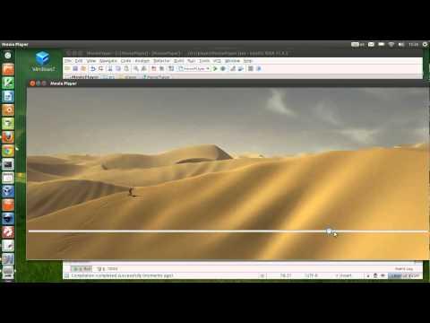 How to make movie player using Java / JavaFX?