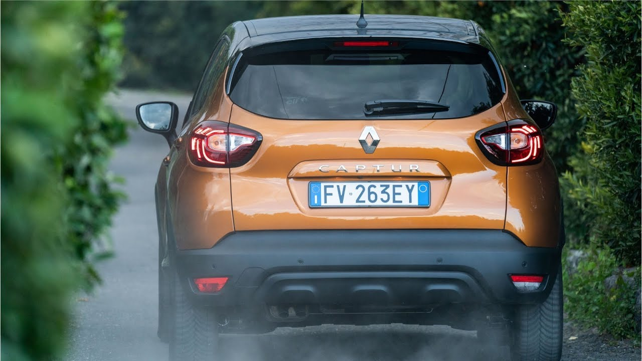 2019 Renault Captur Best Selling Urban Suv Youtube