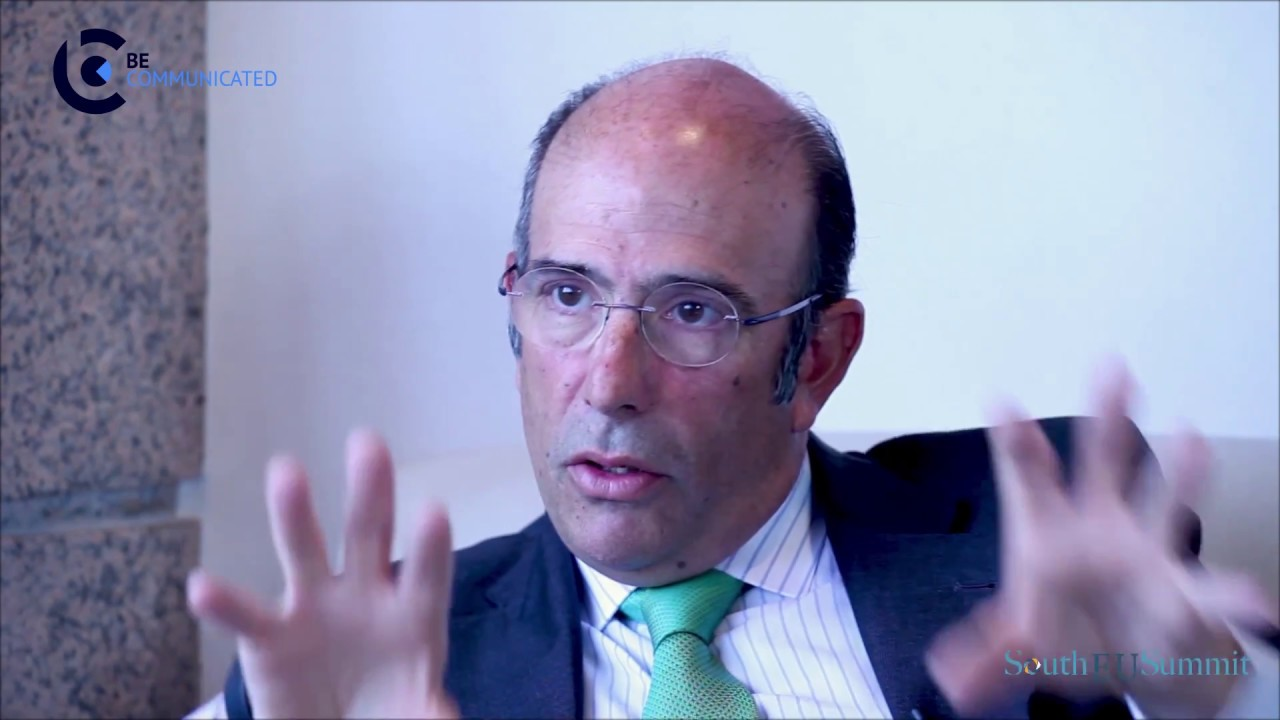 Download South EU Summit Interview with Marcelino Oreja - CEO of Enagás