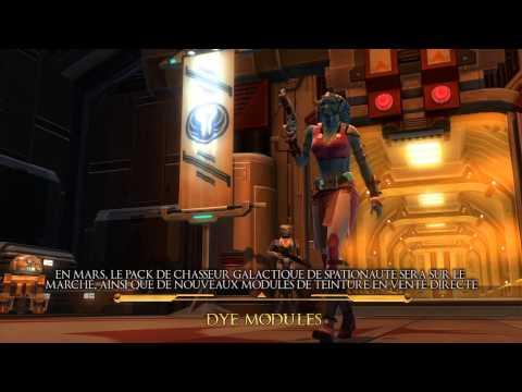 Vidéo de présentation de Star Wars™: The Old Republic™ - Mars 2014