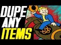 HOW TO DUPE IN FALLOUT 76   DUPE ANY ITEM IN FALLOUT 76 (PATCHED)