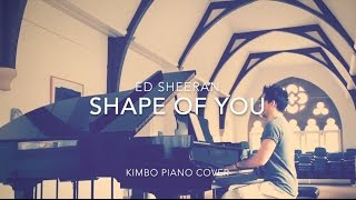 Ed Sheeran - Shape Of You (Piano Cover + Sheets)