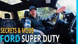 Ford Super Duty Secrets! Best Mods + Special Guests