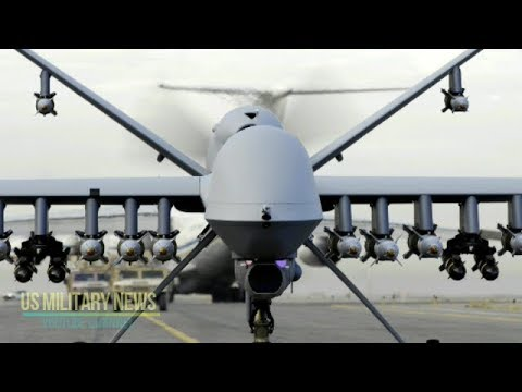 US Air Force Begins Training on New MQ-9 Reaper Block 5