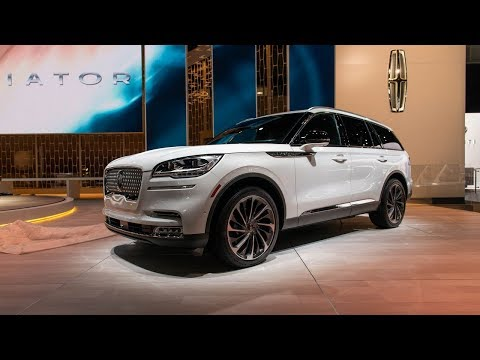 EXCELLENT! 2020 LINCOLN AVIATOR REVIEW