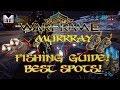WARFRAME: MURKRAY FISHING GUIDE!! BEST SPOTS, BAIT & MORE!!