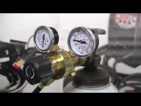 ARGON GAS BOTTLE SETUP REVIEW FOR TIG WELDING