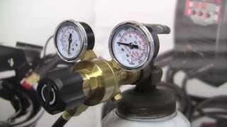 ARGON GAS BOTTLE SETUP REVIEW FOR TIG WELDING