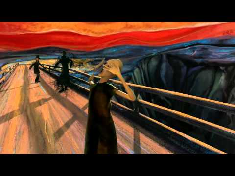 The Scream / Short Animation / Edvard Munch