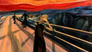 The Scream / Short Animation / Edvard Munch