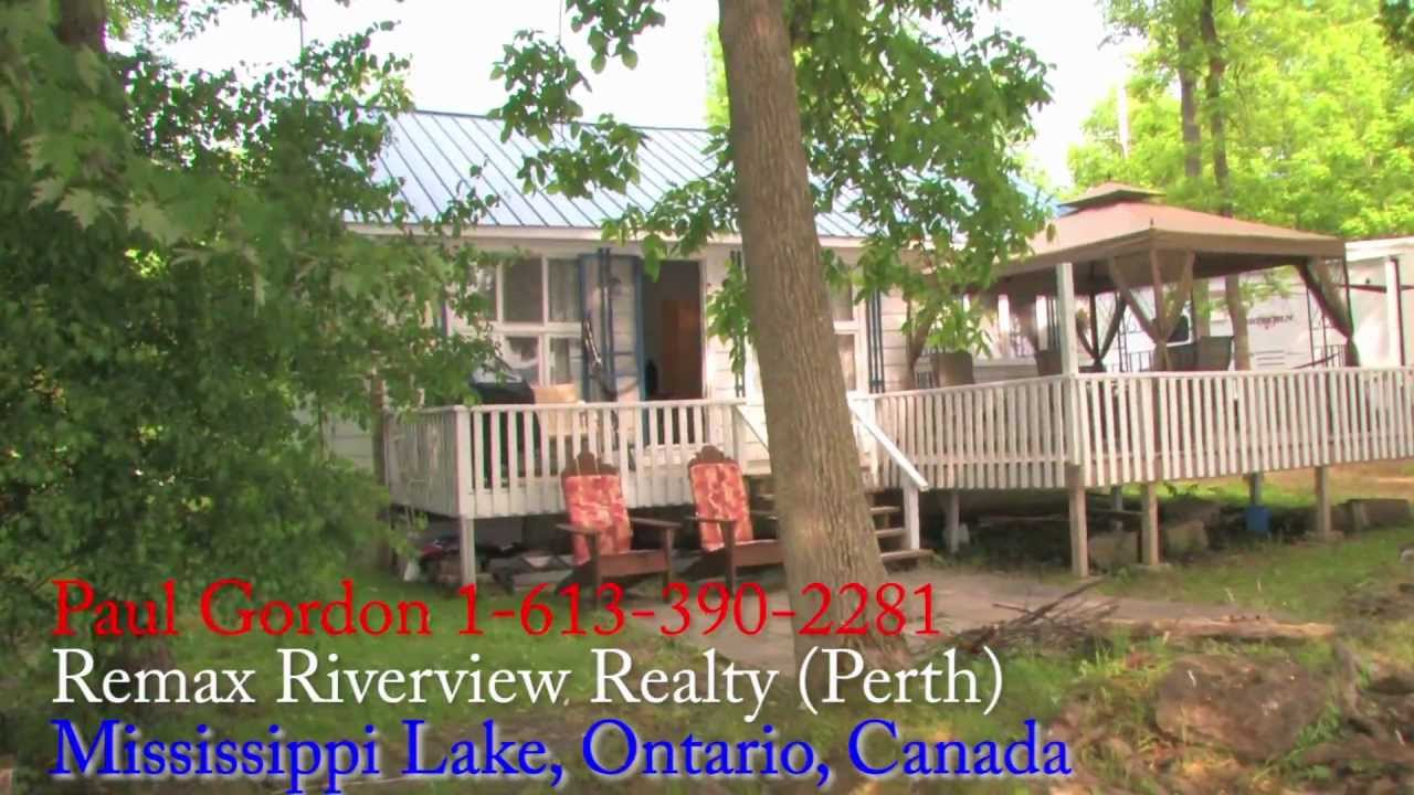 new lower price 214 900 cottage for sale mississippi lake rh youtube com cottages for rent near ottawa ontario canada cottages for rent in ontario canada