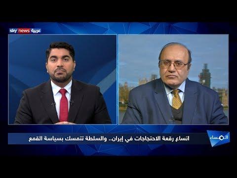 الأمن الإيراني يطلق النار على صدور المتظاهرين ورؤوسهم  - 17:59-2019 / 11 / 17