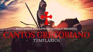2 Horas de Canto Gregoriano Católico Medieval Templários Latim