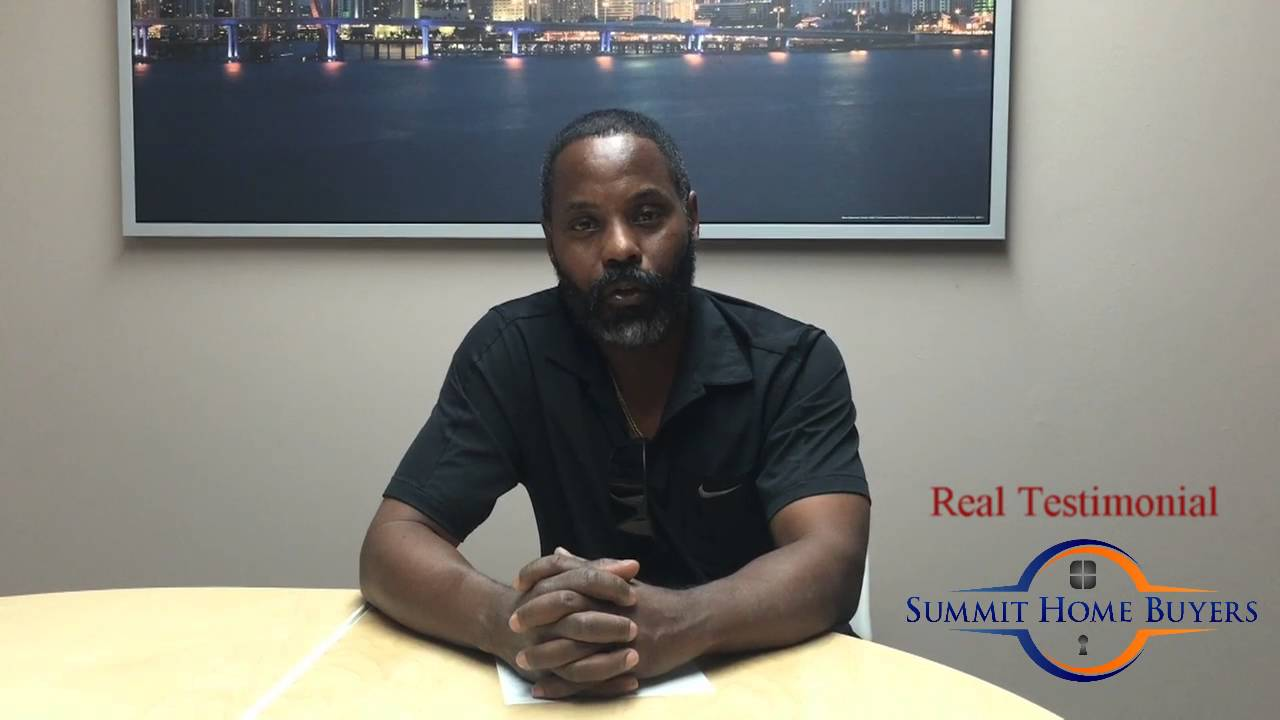 Summit Home Buyers LLC REVIEW - We Buy Miami Houses TESTIMONIAL