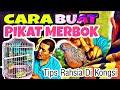 Cara Buat Pikat Merbok Perkutut Kampung Hobi Atok  Mp3 - Mp4 Download