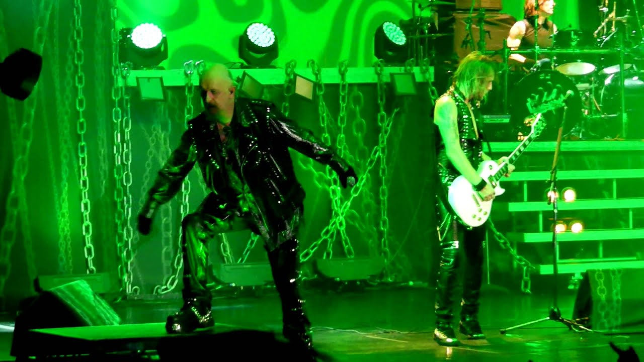 Judas Priest - The Green Manalishi - Live in Singapore ...