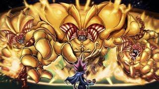 YuGiOh RAID BOSS DUELS | Yugi vs 3x EXODIA | EXODIA OBLITERATE!!