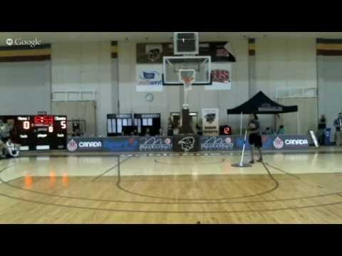 Hoop It Up Winnipeg - Top Gun Main Court - Day 1